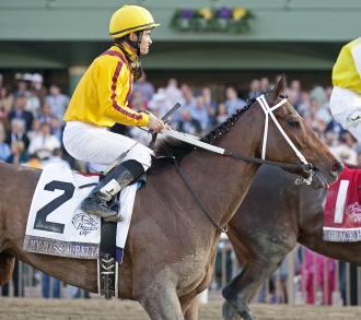 Santa Anita: My Miss Aurelia looks to nail down Eclipse Award in ...