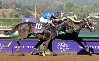 Road to the Derby: Breeders' Cup Juvenile analysis