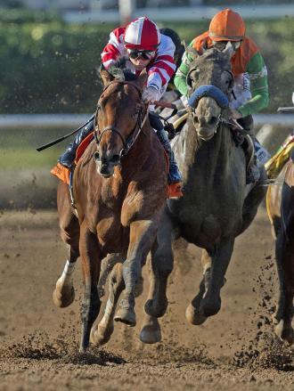 Battle Of Midway Reach The World Eye Santa Anita Derby