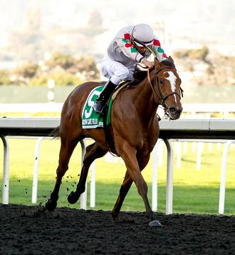 Bettor Trip Nick Tries To Stretch Speed In Gold Rush Stakes