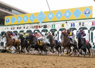 Despite smaller crowd, Del Mar officials content with safely run ...