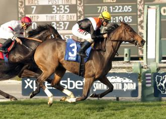 Diversy Harbor goes from last to first in Buena Vista