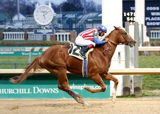 Dortmund makes stakes debut in Los Alamitos Futurity