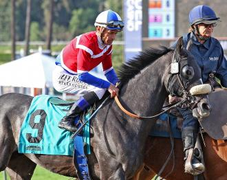 Santa Anita Notes San Juan Capistrano Handicap Shaping Up