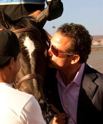 Del Mar Mizdirection Gives Tv Sports Commentator Jim Rome