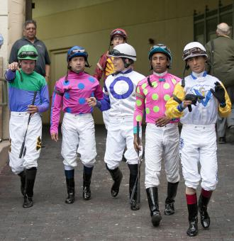 Racing Silks Reflect The Game S Many Personal Styles