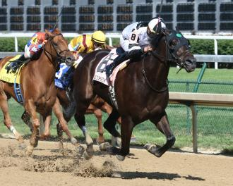 Lanerie Collects Fifth Win Of Card Aboard Limousine