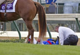 Fear Factor How Jockeys Cope With Injuries Daily Racing