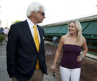Hovdey: Jill and Bode Baffert out to take New York in ...