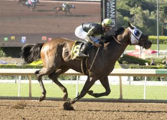 Ransom the Moon captures Kona Gold in stakes debut