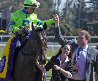 Breeders Cup Englehart Still Soaking In Juvenile Fillies Win Daily