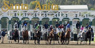 Santa Anita Gives Horseplayers A Fresh Start Daily