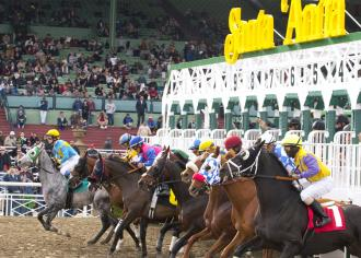 Santa Anita Opens With A Gift For Pick Six Bettors Daily