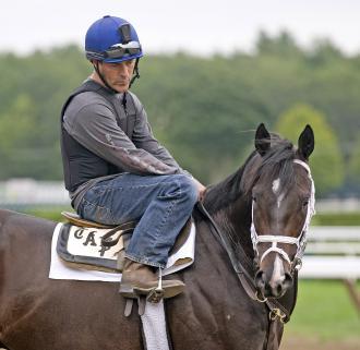 Saratoga race track - 1 2
