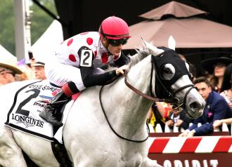 World Approval Delivers As Favorite In Dixie Stakes