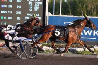 Mohawk Dr J Hanover Paces Canada S Fastest Ever Mile