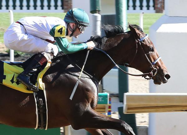 Penny Saver wins a Sept. 24 maiden at Churchill