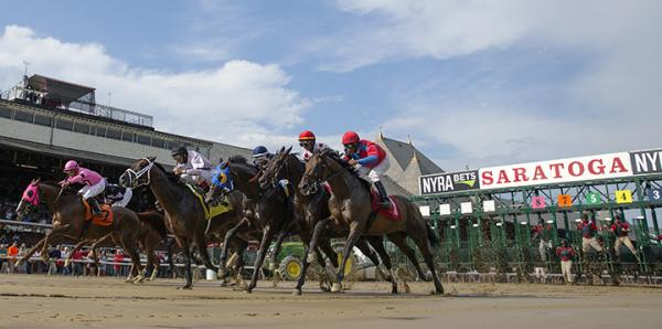 Nearly every Belmont, Saratoga card to be shown on Fox Sports