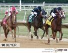 I'm a Chatterbox wins the Delaware Handicap