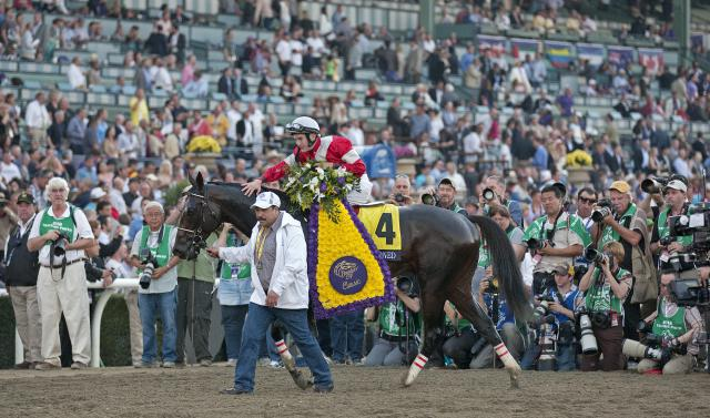 Brian Hernandez congratulates Fort Larned