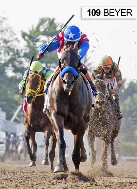 Bayern wins the Haskell