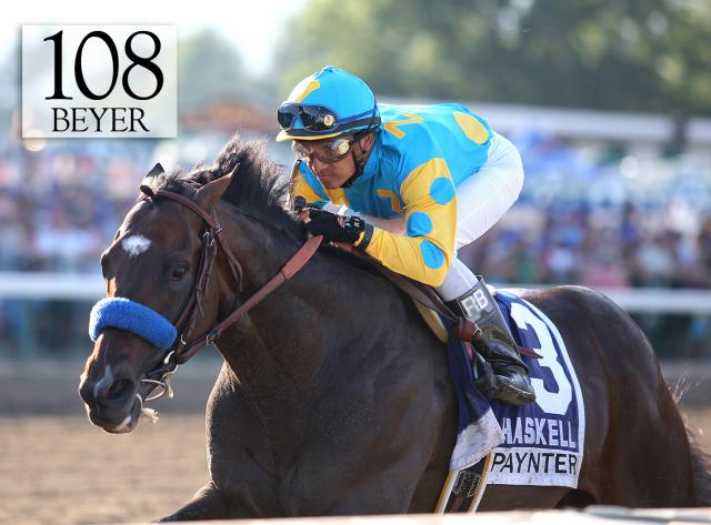 Paynter wins the Haskell