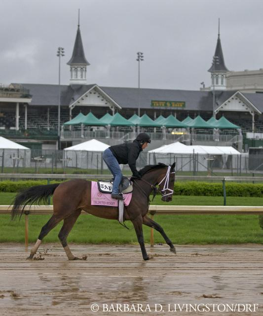 Unlimited Budget Workout Kentucky Derby Workouts On