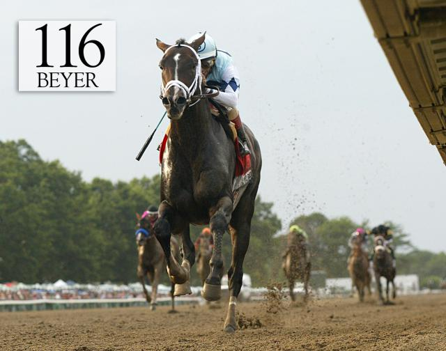 Verrazano wins the Haskell