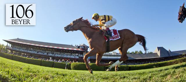 Wise Dan wins the Fourstardave