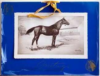 1942 Christmas card