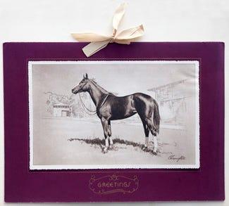 1944 Christmas card