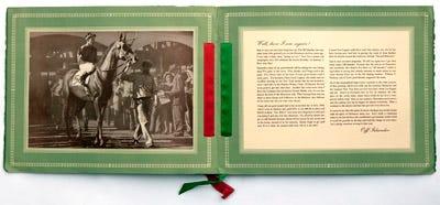 1947 Christmas card