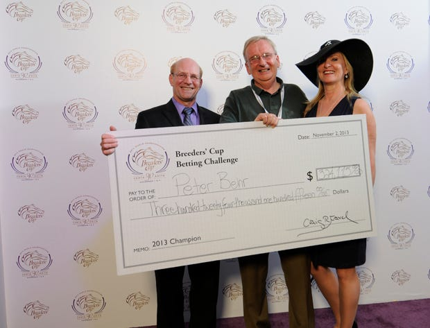 Breeders Cup Contest Goes Down To The Wire Daily Racing