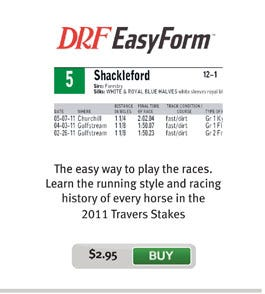 Travers Formulator PPs