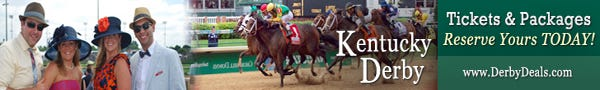 2013 Kentucky Derby tickets for sale