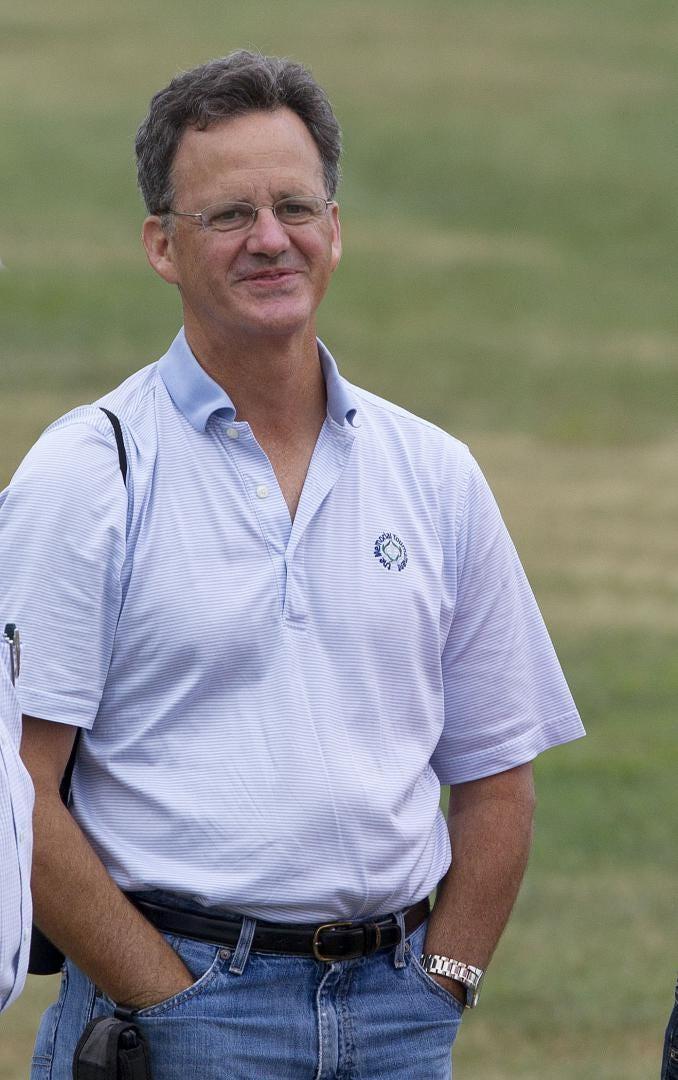 John Phillips, the grandson of Darby Dan Farm founder John Galbreath, runs the picturesque 618-acre farm in Lexington, Ky.